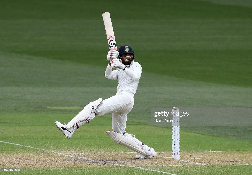 Australia v India - 1st Test: Day 3 : News Photo