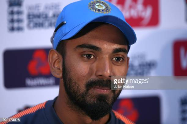 Lokesh Rahul Pictures And Photos