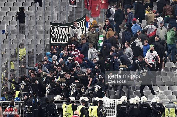 Besiktas Lokomotiv Moskva