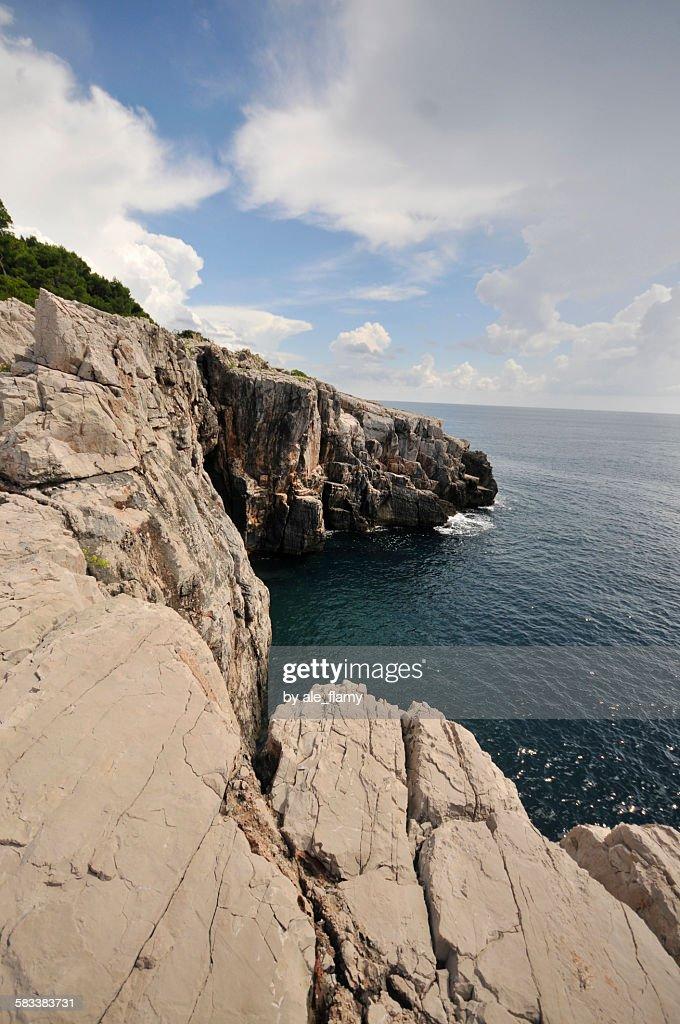 Lokrum Island, Dubrovnik, Croatia : Stock Photo