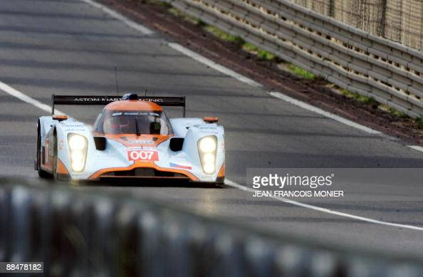 Lola Aston Martin Db09 60 Driven By Czech Tomas Enge Jan Charouz And News Photo Getty Images