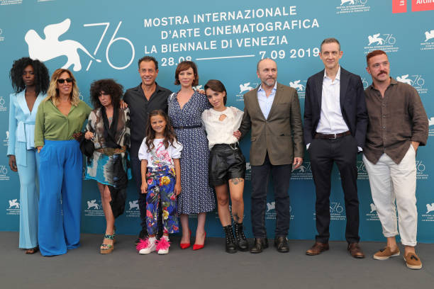 "ITA: ""Nevia"" Photocall - The 76th Venice Film Festival"