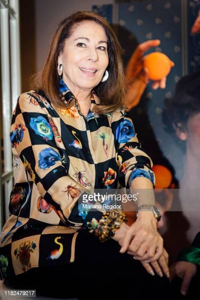 Lola Carretero attends 'Palomo Spain' Book presentation at Matador Club on May 29 2019 in Madrid Spain
