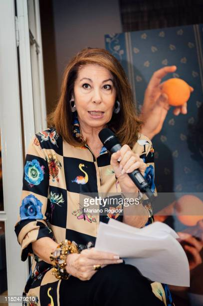Lola Carretero presents 'Palomo Spain' Book at Matador Club on May 29 2019 in Madrid Spain