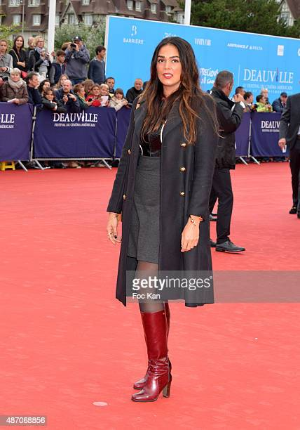Lola Dewaere attends the 'Life' Premiere - 41st Deauville American Film Festival at the CID on September 5, 2015 in Deauville, France.