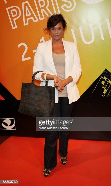 Lola Dewaere attends the presentation of ''Banc Publics'' during the Festival Paris Cinema Cinema Gaumont Capucine on July 2 2009 in Paris France