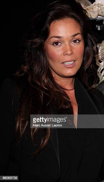 Lola Dewaere attends the Romy Schneider & Patrick Dewaere Award Official Party at VIP Room Theatre on April 20, 2009 in Paris, France.