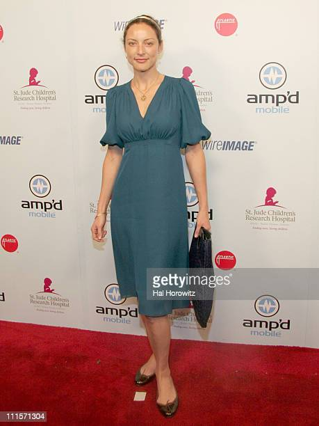 Lola Glaudini All Proceeds of Image Sales Donated to St. Jude Children's Hospital by WireImage