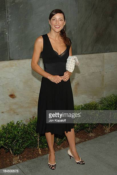 Lola Glaudini during CBS Summer 2005 Press Tour Party at Hammer Museum in Westwood, California, United States.