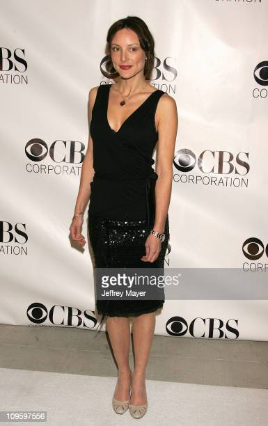 Lola Glaudini during CBS/Paramount/UPN/Showtime/King World 2006 TCA Winter Press Tour Party Arrivals at The Wind Tunnel in Pasadena California United...