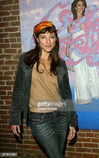 Lola Glaudini during Motorola Hosts Opening of Hollywood Graffiti First Exhibition from Artist Jeff Vespa to Benefit OPCC at Traction 811 in Los...