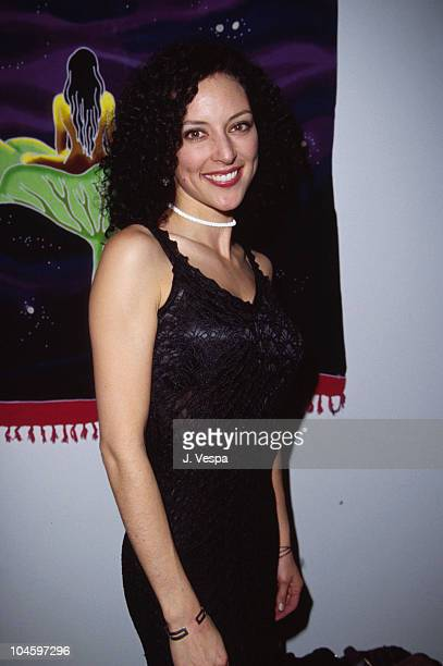 Lola Glaudini during Sundance Film Festival 2000 Groove Party in Park City Utah United States