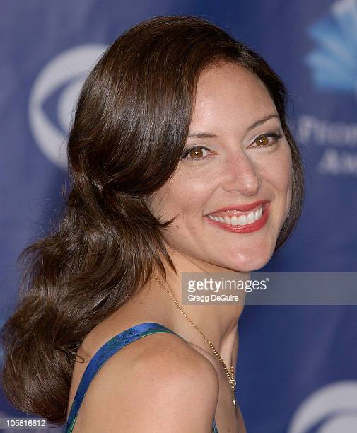 Lola Glaudini during The 32nd Annual People's Choice Awards Arrivals at Shrine Auditorium in Los Angeles California United States