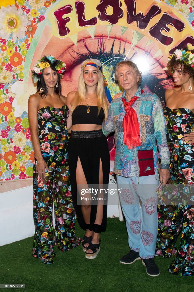 Flower Power VIP Party in Ibiza