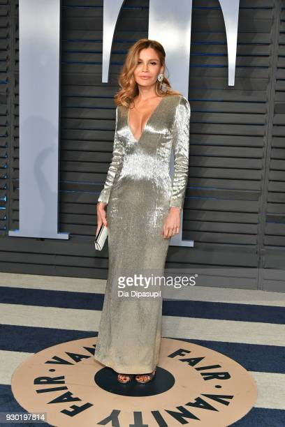 Lola KarimovaTillyaeva attends the 2018 Vanity Fair Oscar Party hosted by Radhika Jones at Wallis Annenberg Center for the Performing Arts on March 4...