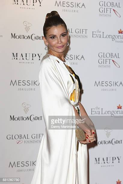 Lola KarimovaTillyaeva attends The Global Gift Gala during The 69th Annual Cannes Film Festival on May 13 2016 in Cannes France