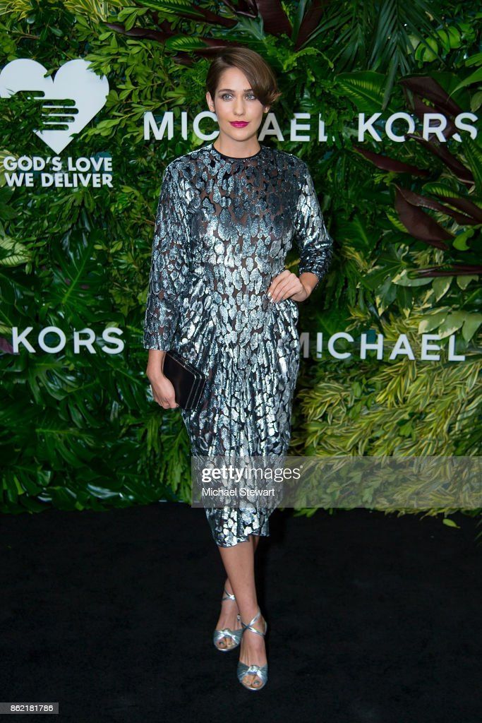 Lola Kirke attends the 11th Annual God's Love We Deliver Golden Heart Awards at Spring Studios on October 16, 2017 in New York City.