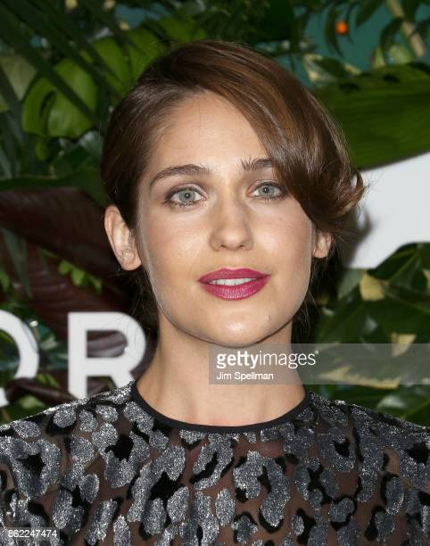 Lola Kirke attends the 11th Annual God's Love We Deliver Golden Heart Awards at Spring Studios on October 16 2017 in New York City