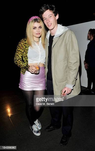 Lola Lennox and Callum Turner attend as Dazed Confused present the Casio GShock 30th Anniversary Awards at the London Film Museum in Covent Garden on...
