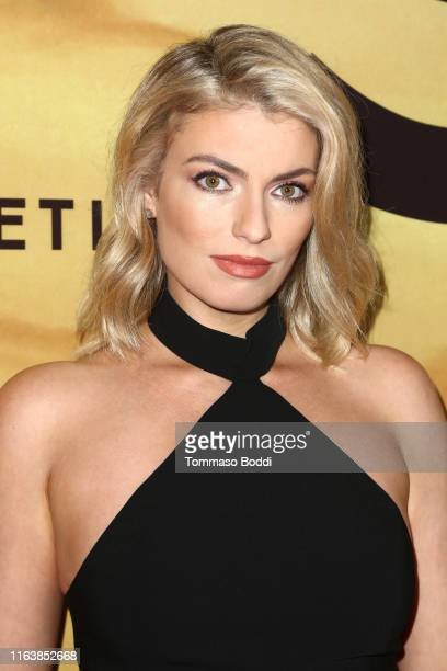Lola Lennox attends the Los Angeles Special Screening Of Discovery's Serengeti at Wallis Annenberg Center for the Performing Arts on July 23 2019 in...