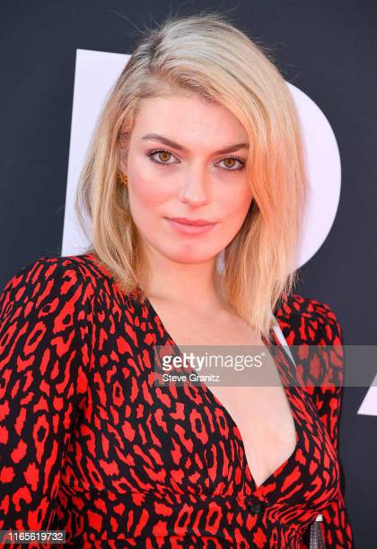 Lola Lennox attends the Premiere Of 20th Century Fox's The Art Of Racing In The Rain at El Capitan Theatre on August 01 2019 in Los Angeles California
