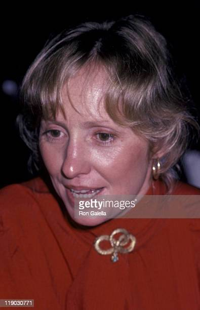 Lola Redford attends UNICEF Benefit Gala on September 24 1980 at Bloomingdale's in New York City