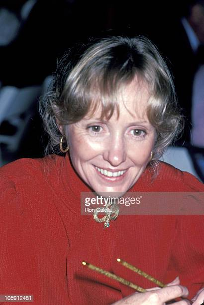 Lola Redford during 1980 UNICEF Benefit at Bloomingdale's in New York City New York United States