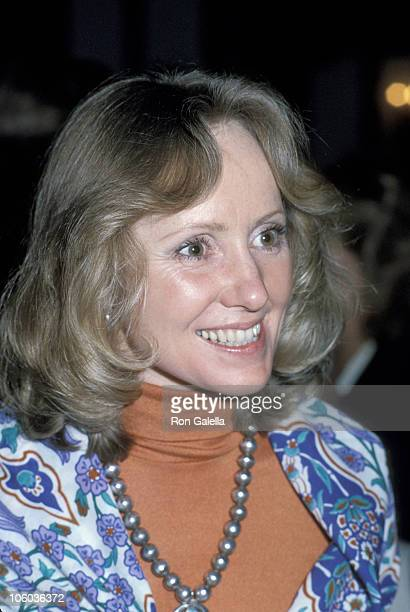 Lola Redford during A Future With Alternatives Symposium May 5 1978 at St John the Devine Cathedral in New York City New York United States