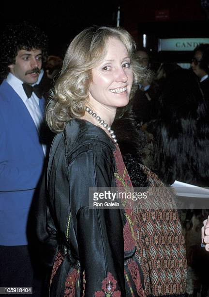 Lola Redford during The Turning Point Premiere November 14 1977 at Coronet Theater in New York City New York United States