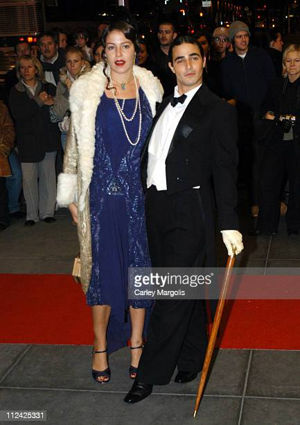 Lola Schnabel and Zac Posen during Usher's 26th Birthday Party at Rainbow Room in New York City New York United States