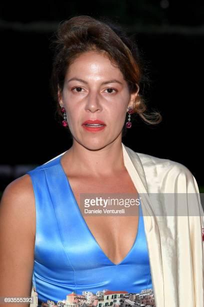 Lola Schnabel attends McKim Medal Gala at Villa Aurelia on June 7 2017 in Rome Italy