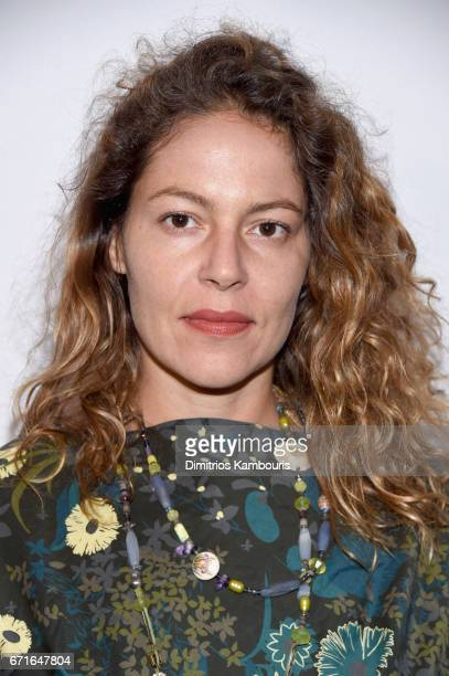 Lola Schnabel attends the 'House of Z' Premiere during 2017 Tribeca Film Festival at SVA Theatre on April 22 2017 in New York City