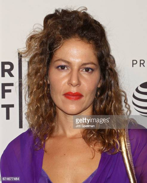 Lola Schnabel attends the 'Julian Schnabel A Private Portrait' screening during the 2017 Tribeca Film Festival at SVA Theatre on April 28 2017 in New...