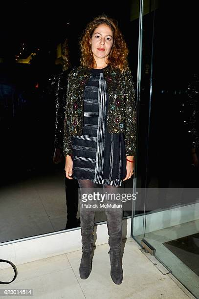 Lola Schnabel attends The Warhol Dinner @ MR CHOW at Mr Chow in Tribeca on November 12 2016 in New York City