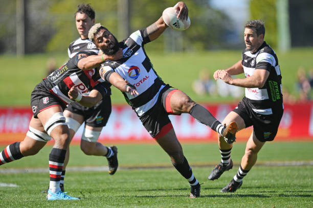 NZL: Mitre 10 Cup Rd 2 - Hawkes Bay v Counties Manukau