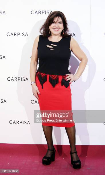 Loles Leon attends the opening of new Carpisa stores on May 9 2017 in Madrid Spain