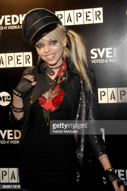 Loli attends PAPER MAGAZINE'S FIFTH ANNUAL NIGHTLIFE AWARDS at M2 Ultralounge on December 9 2009 in New York
