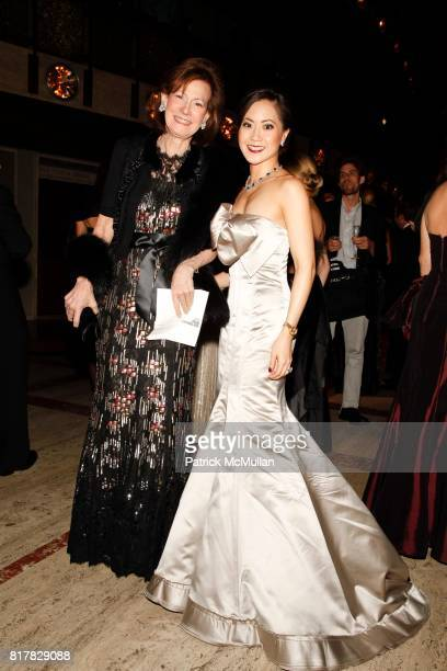 Loli Waymouth and Angela Chao attend New York City Opera's Fall Gala 2010 at Lincoln Center on October 28th 2010 in New York City