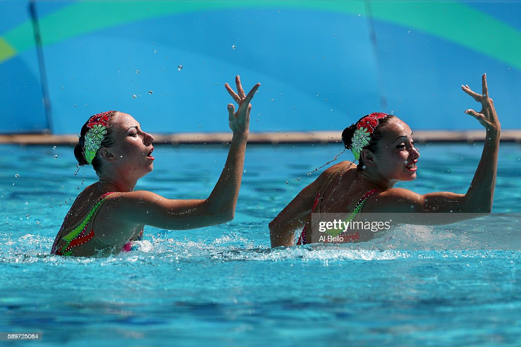 Synchronised Swimming - Olympics: Day 10