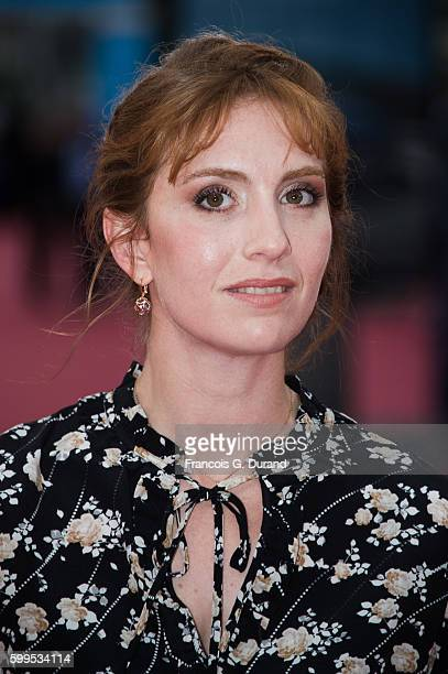 """Lolita Chammah attends the """"In Dubious Battle"""" Premiere during the 42nd Deauville American Film Festival on September 5, 2016 in Deauville, France."""