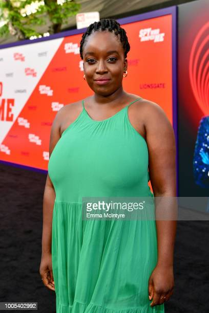 Lolly Adefope attends the premiere of Lionsgate's 'The Spy Who Dumped Me' at Fox Village Theater on July 25 2018 in Los Angeles California
