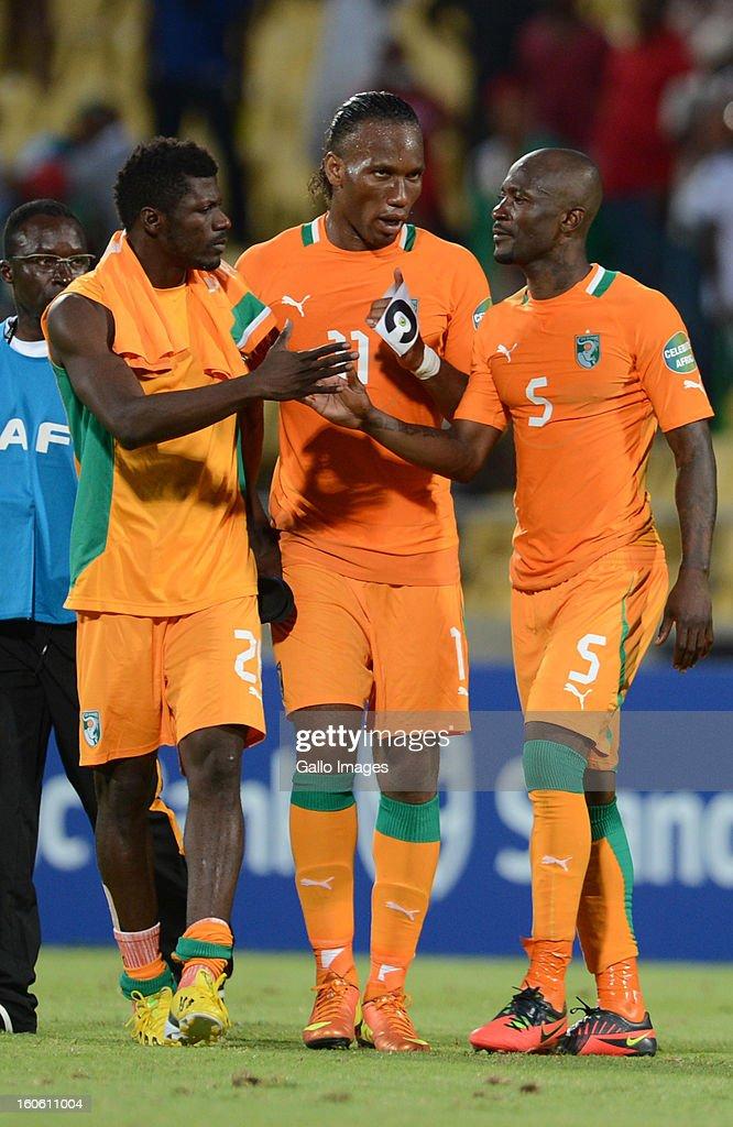 Ivory Coast v Nigeria - 2013 Africa Cup of Nations Quarter-Final
