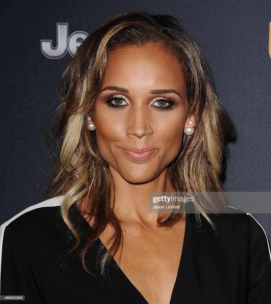 Lolo Jones attends the premiere of 'Unbroken' at TCL Chinese Theatre IMAX on December 15, 2014 in Hollywood, California.
