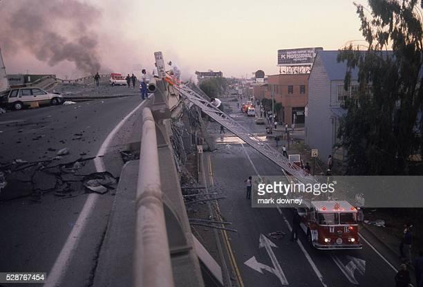Loma Prieta earthquake October 17 1989