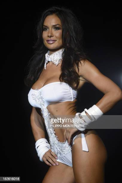 Lombardia People of Freedom party regional councellor, former dancer, and Italian Prime Minister Silvio Berlusconi's dental hygienist, Nicole...