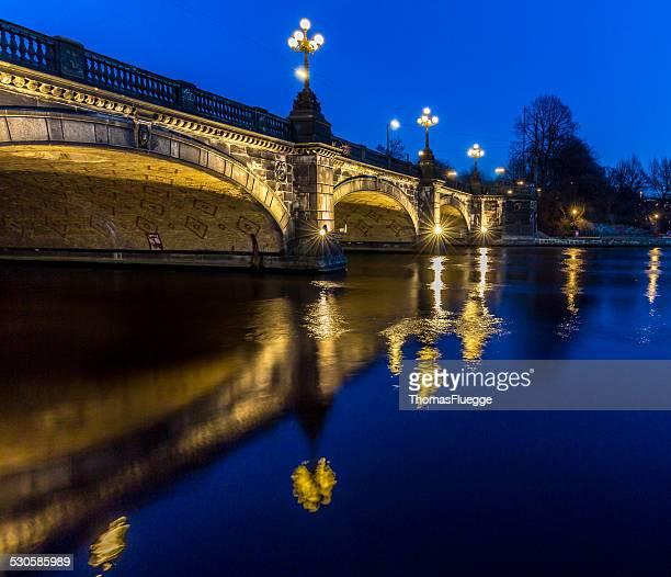 Lombards ein Bridge Hamburg