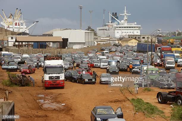 Lome harbour Togo Ville Togo