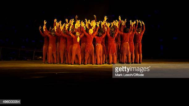 London 2012 Olympic Games - OPENING CEREMONY - Performers during the ceremony -