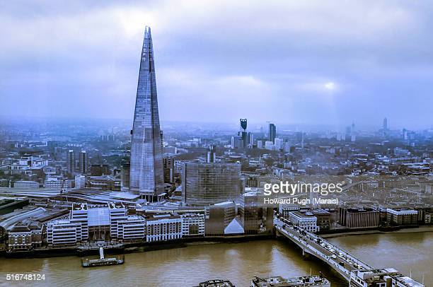 London Aerial Landscapes and Architecture