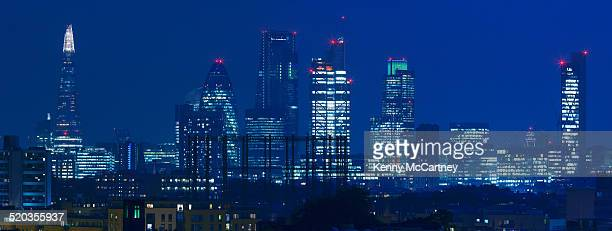 london aerial - bethnal green stock pictures, royalty-free photos & images